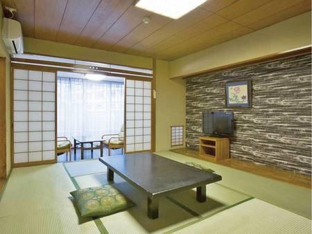 【和室/例】ゆとりある落ち着いた雰囲気の和室