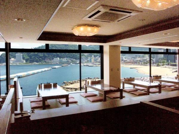 【食事処/例】海を眺めるレストラン