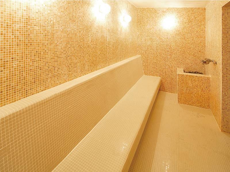 【ミストサウナ】女性浴場に完備