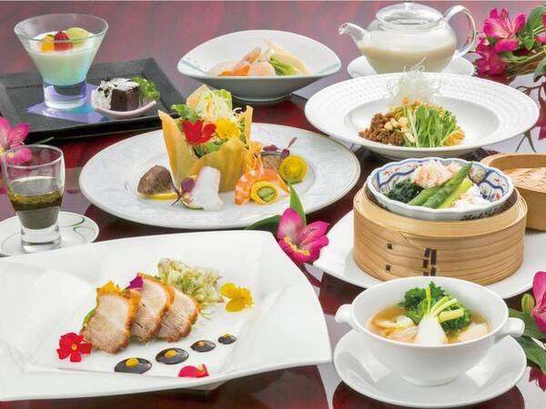 【中国料理/2021春メニュー例】