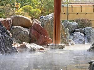 【サンバレー本館へ湯巡り】満点の湯 夢殿(一の湯)