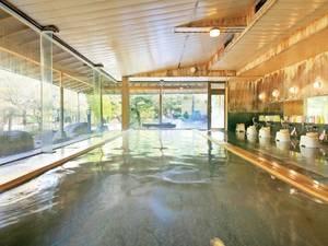 【サンバレー本館へ湯巡り】満天の湯 夢殿(二の湯)