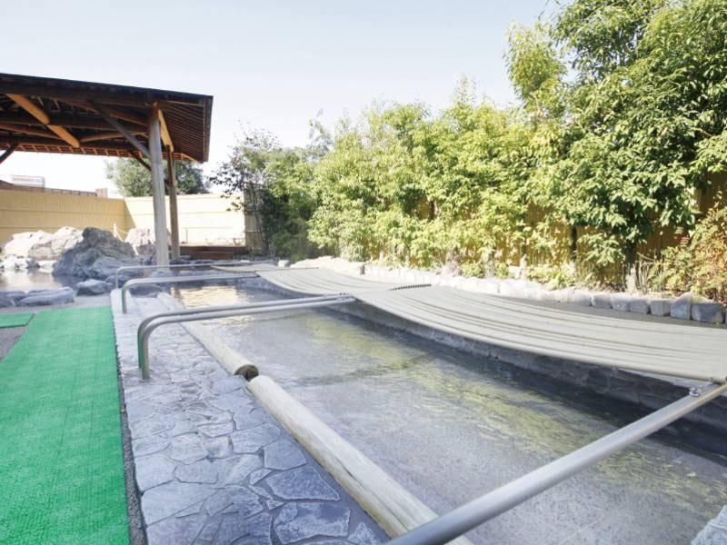 林檎の湯はブルーベリーロッジとスローハウスヴィラにご宿泊のお客様専用