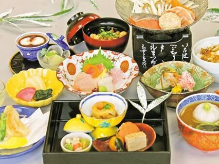 月替り会席(12~2月料理/例)