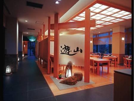 【食事会場】夕・朝食ともにレストラン