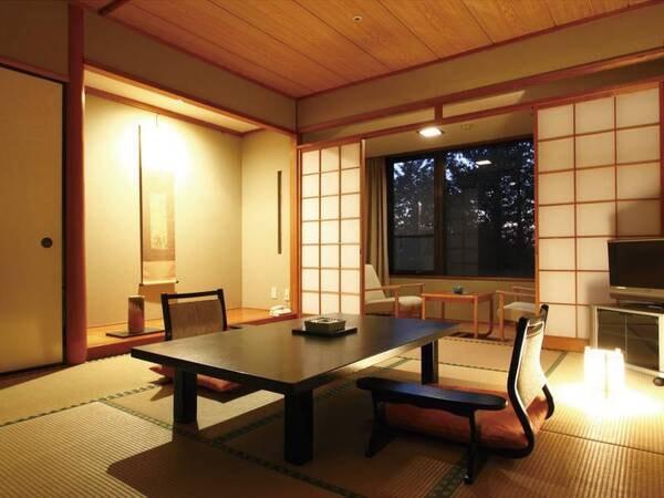 【和室/例】落ち着いた雰囲気の10畳和室