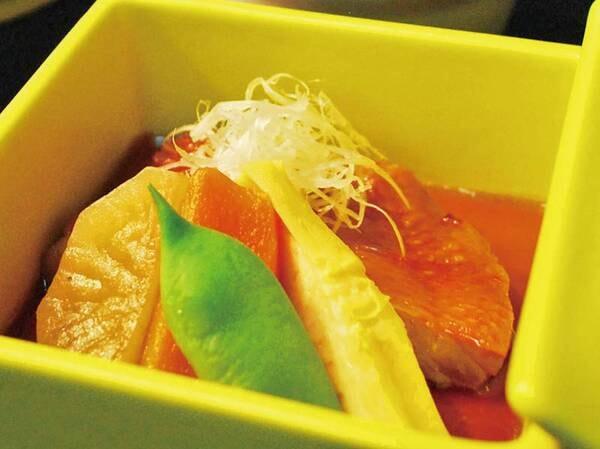 【厳選!海の幸会席プラン夕食/例】金目鯛煮付けも石廊館流