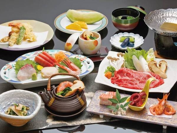 【松茸三昧!秋満喫プラン/例】松茸料理がなんと3品!