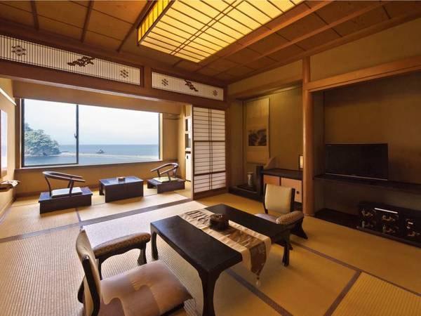 【標準和室/例】風光明媚な三四郎島はすぐ目の前!