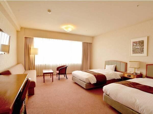 【客室/例】全室が高台からの絶景海眺望。ゆとりあるリゾートツイン