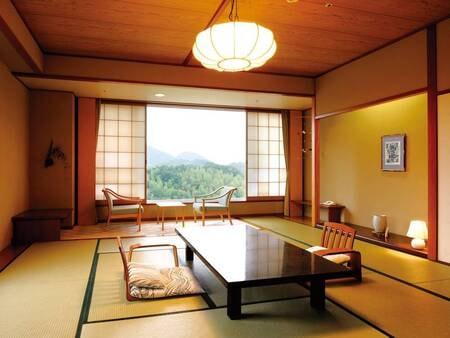 【和室10畳】宿のスタンダード客室/例