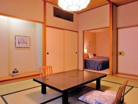 【和洋室/例】 人気のお部屋。ゆったり寛げる♪