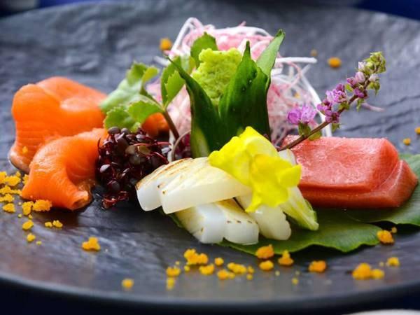 【湯ヶ島会席/例】四季折々で変わる料理