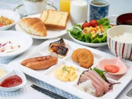 朝食バイキング/一例