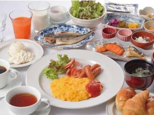 【朝食ビュッフェ/例】