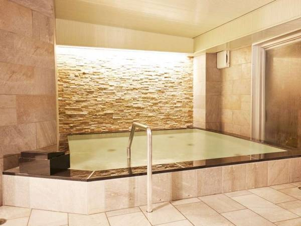 【大浴場/女湯】柔らかな泉質をお楽しみください