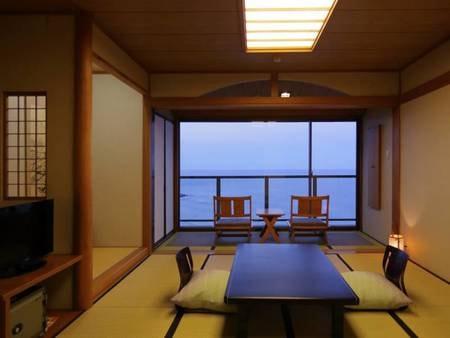 海側◆高層階◆【和室11畳~+広縁】/一例