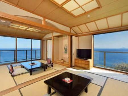 海側◆露天付/最上階特別室/一例