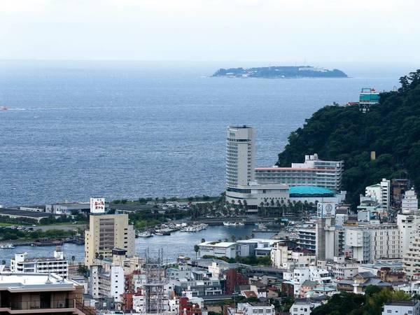 【眺望/例】高台からの眺めは絶景!