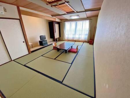 客室一例/オーシャンビュー和室8畳