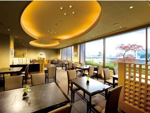 【館内】日本料理「かの川」