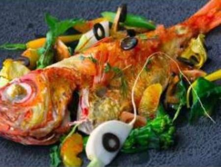 【選べるメイン一例】沼津港より水揚げされた金目鯛のプロバンサル風