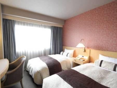 ◆喫煙◆富士山側ツインルーム 17㎡/一例