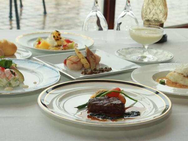 【和or洋チョイスプラン/例】和食を選択時の一例