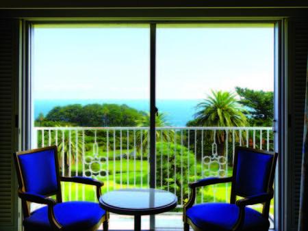 海側ツイン(29.7平米)/客室眺望一例