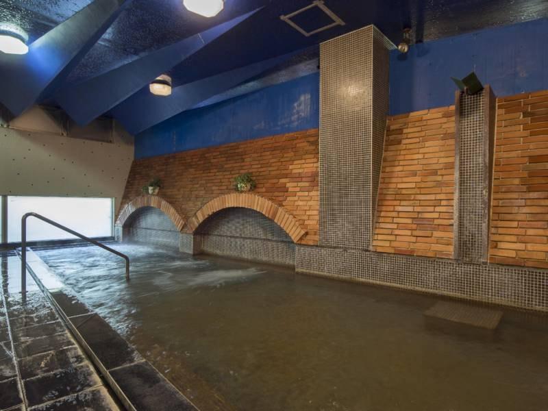 【温泉大浴場】アネックス館の大浴場を使用可能
