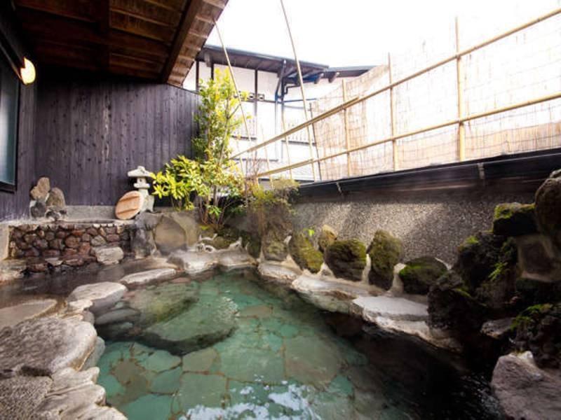 貸切風呂:五右衛門の湯