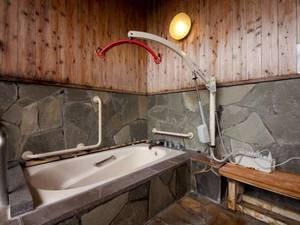 貸切風呂:家族風呂