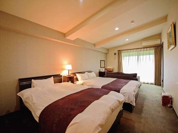 【特別室】ベッドルーム/一例