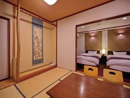 【黎明室】和洋室 /一例