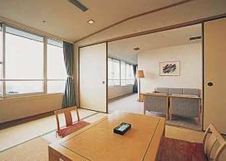【スイート】 和洋室特別室(例)