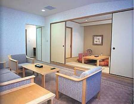【スイート】 和室特別室(例)