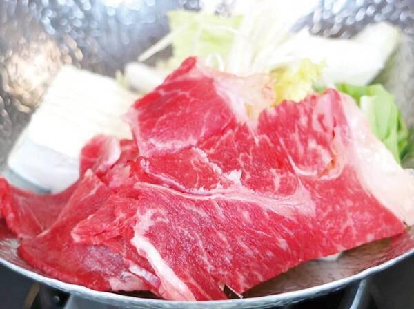 おおいた和牛しゃぶメイン【特選】会席一例