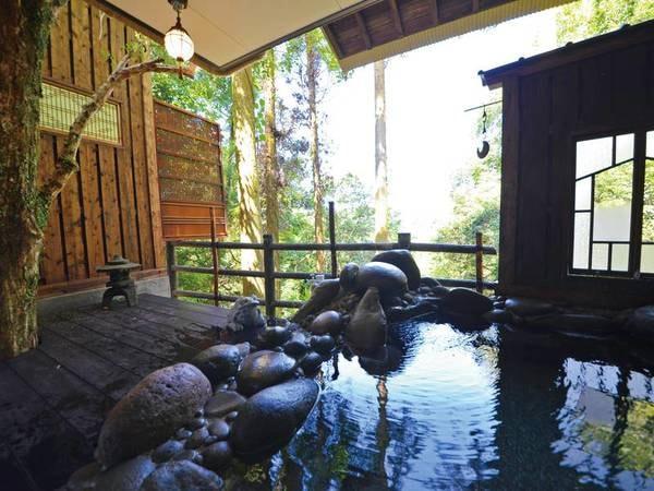 特別室『かをり』露天風呂