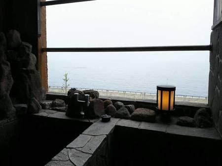 半露天風呂付き和洋室(海側)禁煙/一例