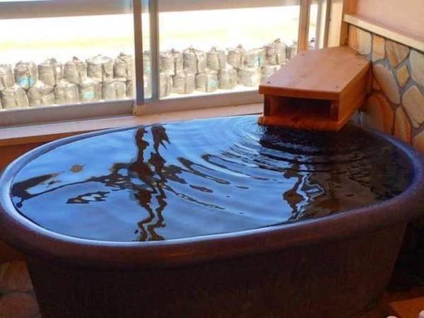 陶器風呂付和室(海側限定)禁煙/一例