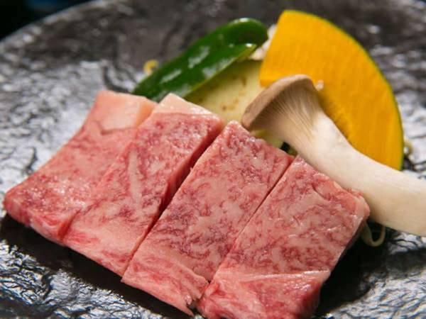 豊後牛ステーキ/一例