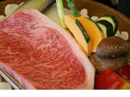 豊後牛ステーキ付き創作和会席/一例