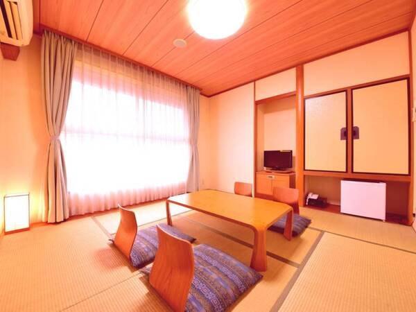 【和室(8畳)/例】お任せ客室の方は広さは宿にお任せ♪