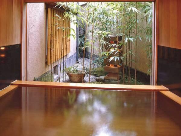 古桧の湯(家族風呂)