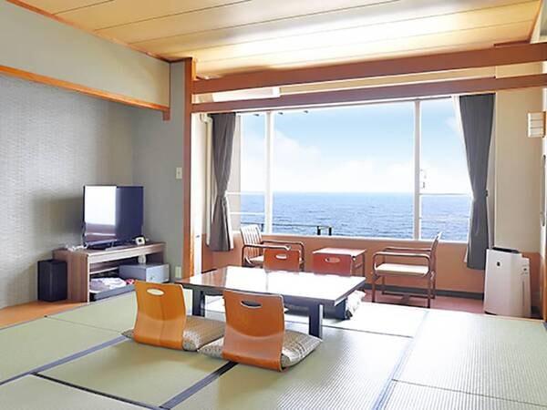和室10畳(禁煙)海側(例)