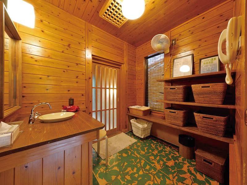 貸切家族風呂(内風呂+露天風呂)