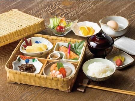 【朝食/例】栄養満点の朝食