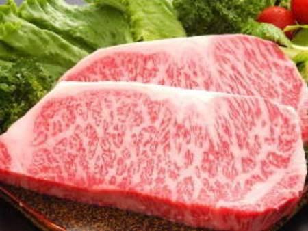 豊後牛ステーキ食べ比べ /例