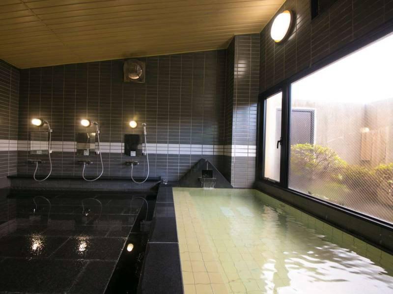 【大浴場】※温泉ではありません