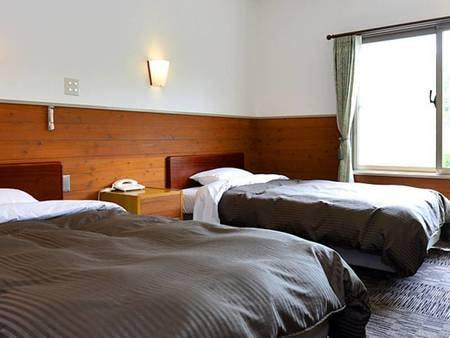 1階洋室ツインルーム/一例